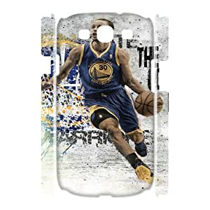Personalized High Quality Cell Phone Case for Samsung Galaxy S3 I9300 - Stephen Curry Phone Case