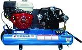 Eagle TT90GE 10-Gallon Honda Portable Air Compressor
