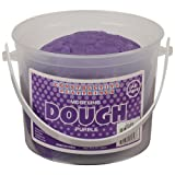Constructive Playthings CP-83 3 lb. Tub of Modeling Dough - Purple, Grade: Kindergarten to 3