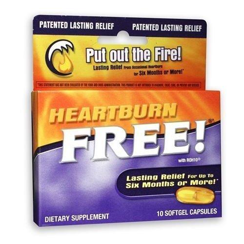 heartburn free - 3