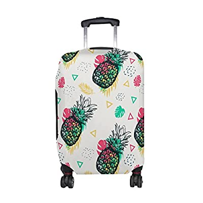 83d2304378a2 high-quality DEYYA Tropical Pineapple And Plam Leaves Spandex Travel ...