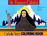 Saint Frances Cabrini, Mary F. Windeatt, 0895553759