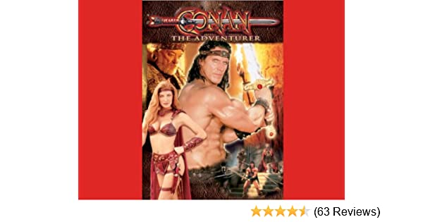 Amazon.com: Watch Conan The Adventurer: Season 1 | Prime Video