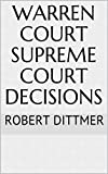Warren Court Supreme Court Decisions