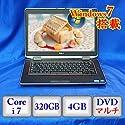 DELL Latitude E6420 [P15G] -32bit Core i7 2.8GHz 4GB 320GB ハイパー14.1インチ(B1125N032)の商品画像