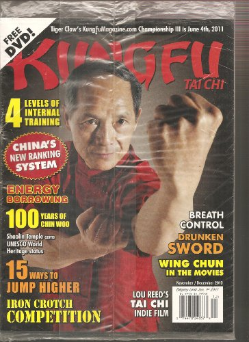 - Kung Fu Tai Chi Magazine (15 ways to jump higher, November December 2010)