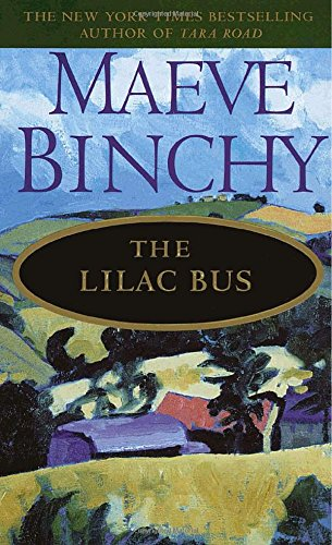 book cover of The Lilac Bus