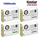 Kastar Brand Replacement NI-MH Battery. High Quality, Long Lasting and Manufacture Price.