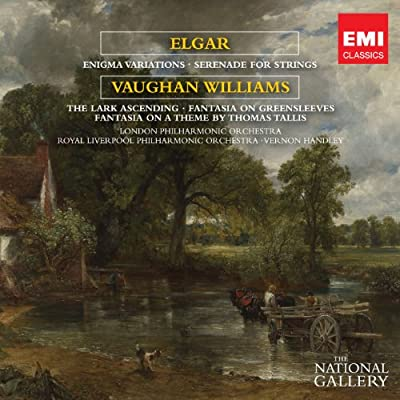 Elgar: Enigma Variations / Vaughan Williams: Lark