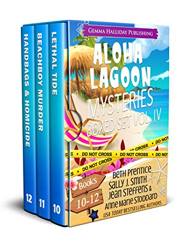 Aloha Lagoon Mysteries Boxed Set Vol. IV (Books 10-12) ()