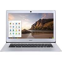 Acer Chromebook CB3-431-C5EX - 14 HD - Intel Celeron N3160 - 4GB - 32GB SSD - silver