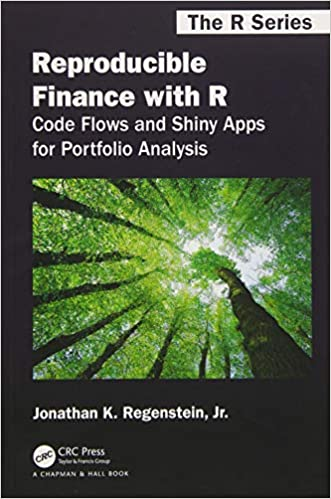 Amazon com: Reproducible Finance with R: Code Flows and