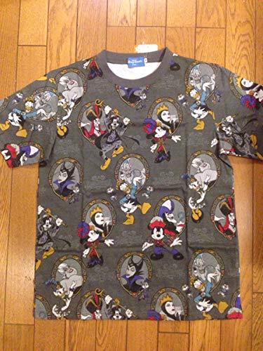 東京ディズニーシー 2016年 ハロウィン限定 ヴィランズ Tシャツの商品画像