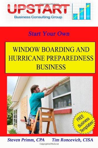 Download Window Boarding and Hurricane Preparedness Business pdf