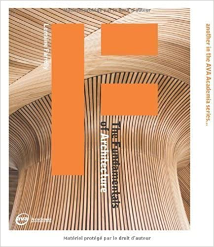 The Fundamentals of Architecture by Lorraine Farrelly published by AVA Publishing (2007)