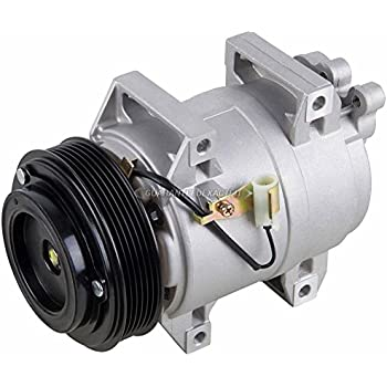AC Compressor & A/C Clutch For Volvo S60 S80 V70 XC70 XC90 - BuyAutoParts 60-01493NA NEW
