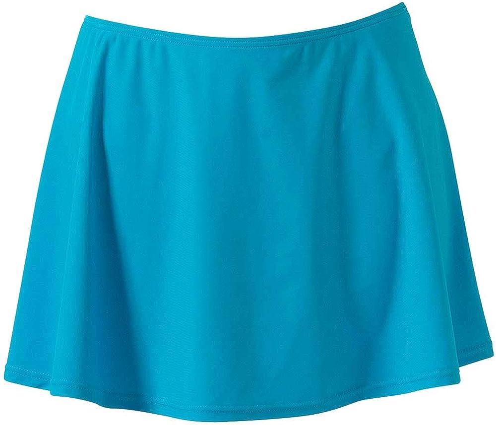 Scuba Womens Mix /& Match A-Line Skirted Bikini Swim Bottoms with Attached Briefs