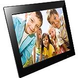 FileMate Joy Series 15'' Digital Photo Frames, Bla