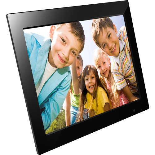 FileMate Joy Series 15'' Digital Photo Frames, Bla by Filemate