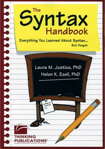 The Syntax Handbook: Everything You Learned About Syntax but Forgot