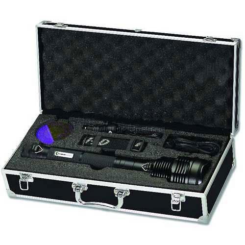 ProBuilt T2600 35-Watt HID Xenon Torch, 2600-Lumen HID Flashlight Kit, Black