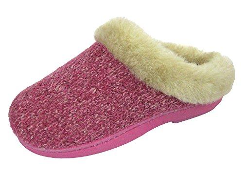 Footwear Studio - talón abierto mujer Rosa - rosa