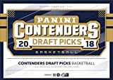 2018-19 Panini Contenders Draft Picks Basketball Hobby Box (6 Autographs/Box)