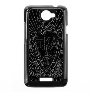 HTC One X Cell Phone Case Black Pi Kappa Alpha Sketch JNR2990484