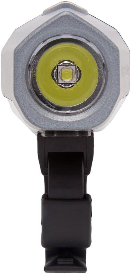 Planet Bike Blaze 500 XLR Rechargeable Headlight, Black Grey