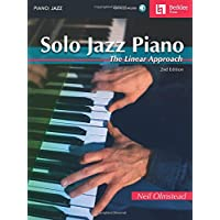 Solo Jazz Piano: The Linear Approach