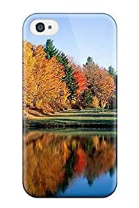 meilinF000Amazing Beautiful Forest And River Case Compatible With iphone 5/5s/ Hot Protection CasemeilinF000
