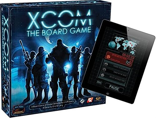 XCOM: The Board Game (XC01) by Fantasy Flight Games