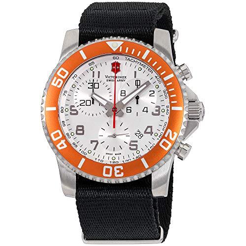 Victorinox Swiss Army Men's 241088 Maverick II Chronograph Watch