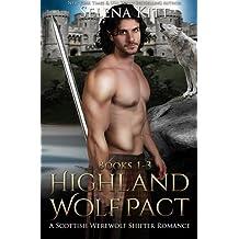 Highland Wolf Pact Boxed Set: Scottish Wolf Shifter Romance