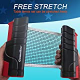 Comesee Retractable Ping Pong Net for Any