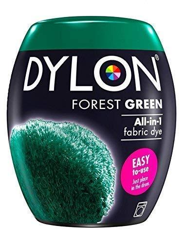 Dylon Machine Fabric Dye Pod Forest Green