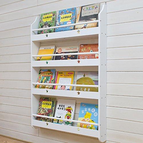 Kinder Bücherregal seso uk einfache wand buch gestell kinder lagerung