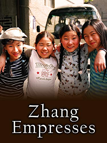 Zhang Empresses on Amazon Prime Video UK