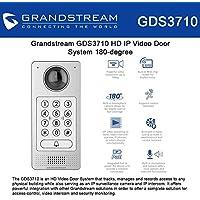 Grandstream GDS3710 HD IP Video Door System 180-degree, video security
