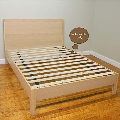 Compare Price Full Size Bed Slats On Statementsltd Com