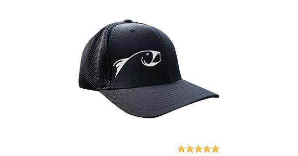 Rising FlexFit Mesh Trucker Hat Black