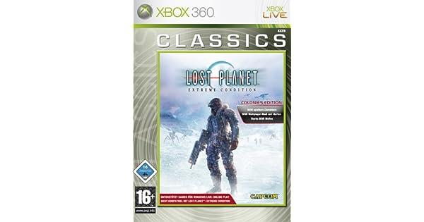Capcom Lost Planet - Juego: Amazon.es: Videojuegos