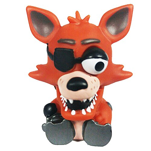 Funko Five Nights At Freddy's Foxy Squeeze Keychain Figure