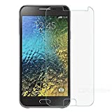 Plus 0.3mm Pro+ Tempered Glass Screen Protector With Original Packaging Kit For Samsung Galaxy E5