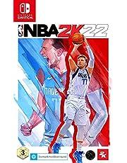 NBA 2K22 Regular Edition (AMAZON Exclusive) NMC (Nintendo Switch)
