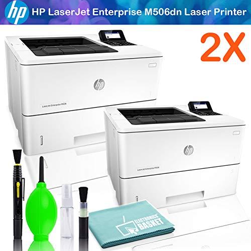 HP Laserjet Enterprise M506dn Monochrome Printer + Maintanence Kit x ()