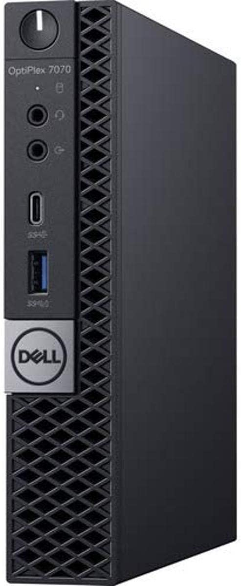 Dell OptiPlex 7070 Desktop Computer - Intel Core i5-9500T - 8GB RAM - 16GB Optane Memory - 500GB HDD - Micro PC