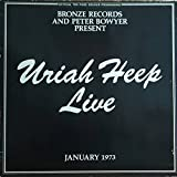 Uriah Heep: Uriah Heep Live [Vinyl]
