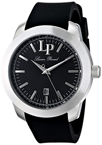Lucien Piccard Women's LP-12924-01 Belle Etoile Analog Display Japanese Quartz Black Watch
