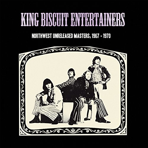 Biscuit Entertainer - Northwest Unreleased Masters, 1967-1970